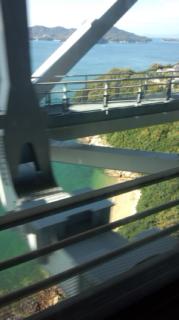 本日の瀬戸大橋